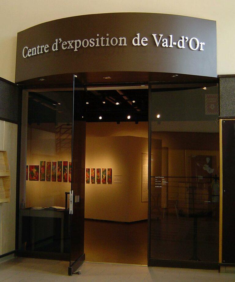 Photo de Le Centre d'exposition de Val-D'Or